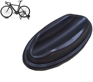 ShenYo Supporto per Ruota Anteriore della Bicicletta Taglia Libera Nero per Allenamento Interno Turbo