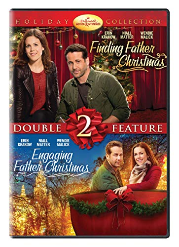 Hallmark Holiday Collection Double Feature: Finding Father Christmas/Engaging Father Christmas