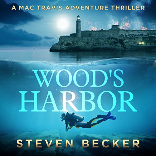 Wood's Harbor audiobook cover art