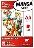 Manga paper de chez Clairefontaine