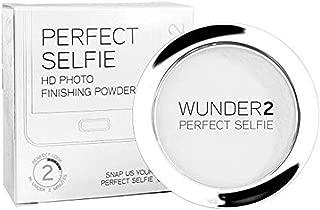 WUNDER2 PERFECT SELFIE HD Photo Finishing Powder - Translucent Setting Powder Makeup