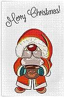 ドワーフサンタジグソーパズル500ピースメリークリスマス画像DIYウォールアート知的減圧楽しいゲーム大人10代向け
