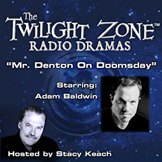 Mr. Denton on Doomsday audiobook cover art