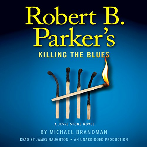 Robert B. Parker's Killing the Blues cover art