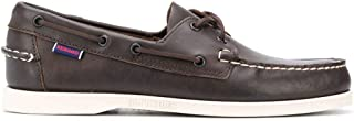 Luxury Fashion | Sebago Men 7000H00901 Brown Leather Loafers | Spring-summer 20