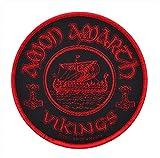 Amon Amarth–Parche Vikings Circular (en un tamaño)