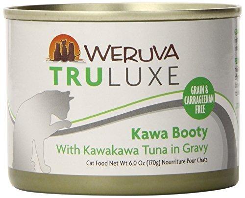 Weruva Kawakawa Tuna Food for Pets, 6-Ounce, Gravy by Weruva