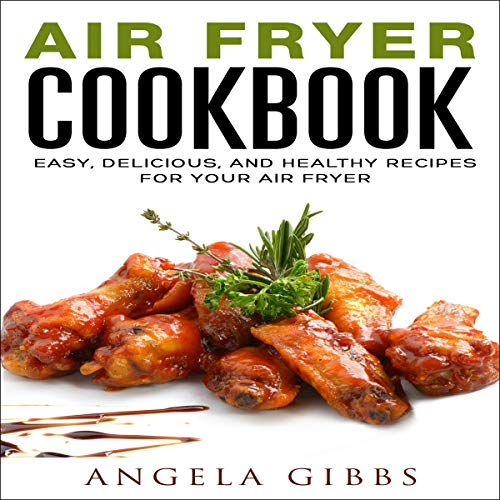 Air Fryer Cookbook cover art