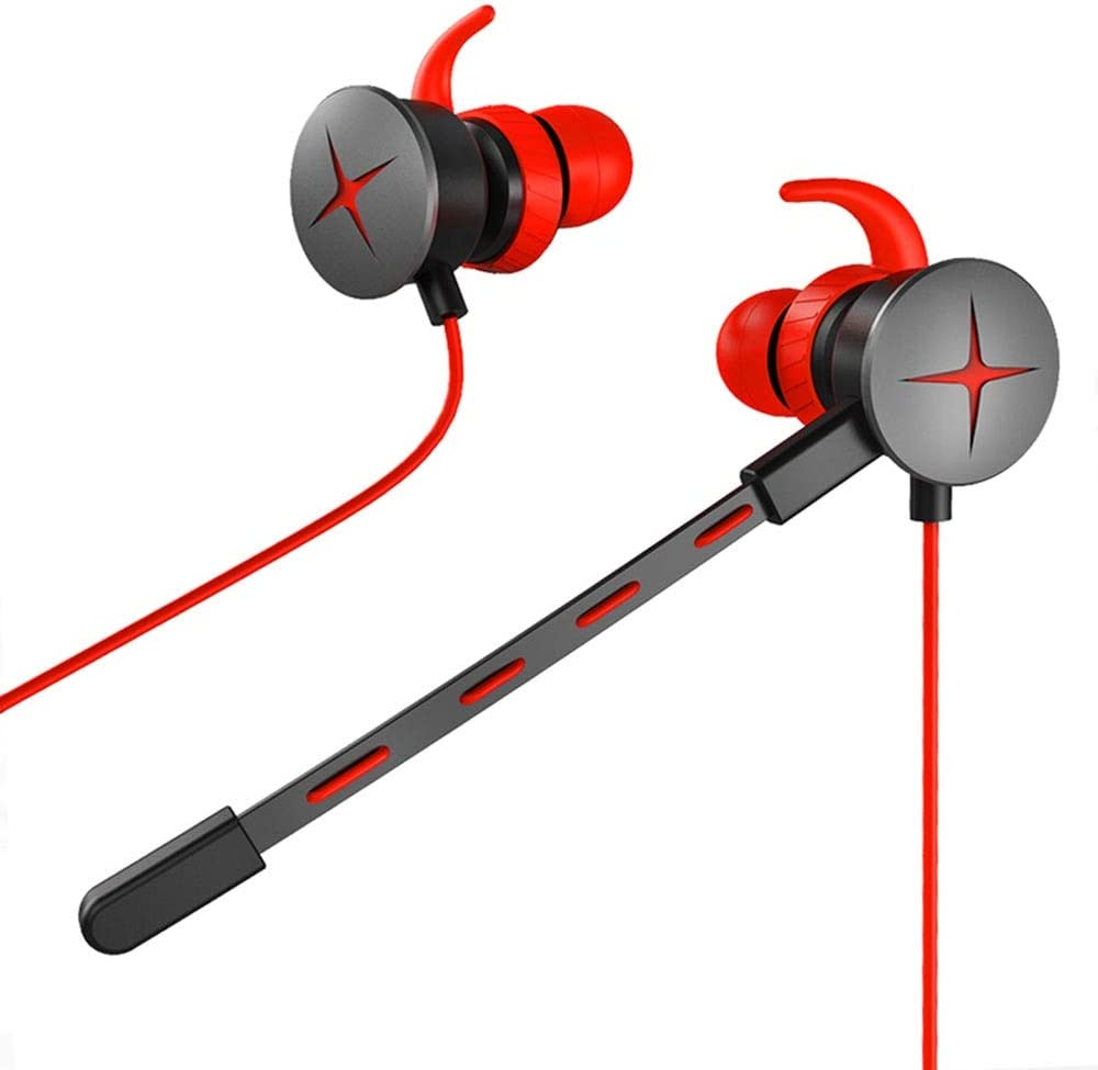 3.5mm Stereo in-Ear Esports 5% OFF Gaming Max 78% OFF Earpl Microphone with Headset