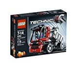 LEGO Technic Mini Container Truck 8065, Discontinued by Manufacturer