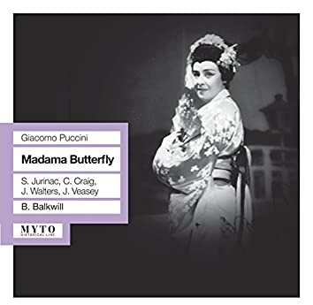 Madama Butterfly (Recorded Live 1959)