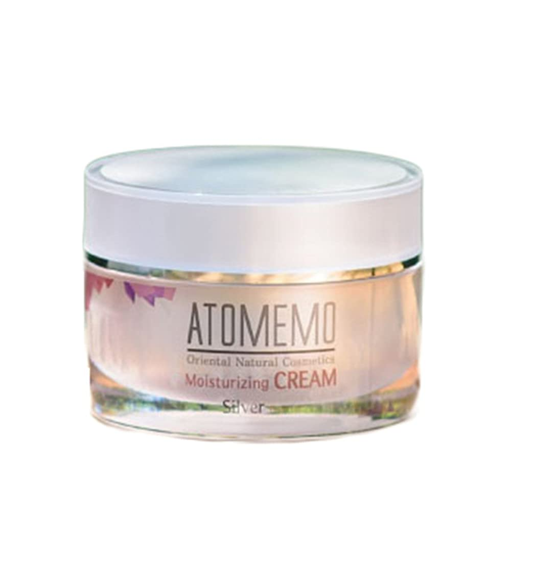 カート自動化外交官ATOMEMO Oriental Natural Cosmetics Moisturizing Cream 50ml CH1304808 (50ml) [並行輸入品]