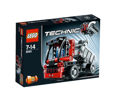 LEGO Technic 8065 - Mini-Kipplaster