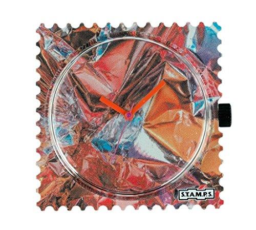 Stamps Uhr - Zifferblatt Bonbon - S.T.A.M.P.S. Uhren 104645