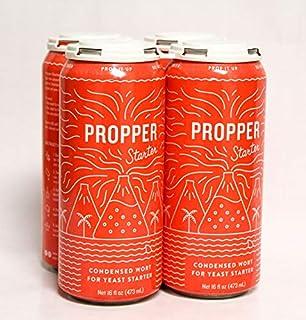 Propper Starter- Condensed Wort for Yeast Starter (16 oz) 1 Can