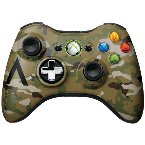 Xbox 360 Wireless Controller - Camo…