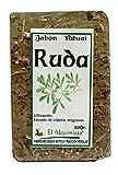 El Sendero, Sano y Natural JABON RUDA (Corta Brujeria) Hecho a Mano 100 GMS.
