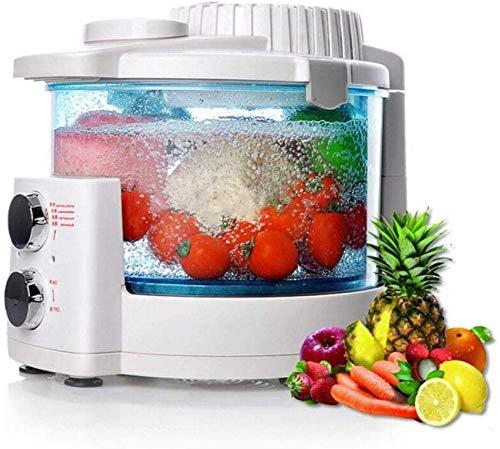 NBALL-TT Haushaltsgemüsewaschmaschine Automatische Obst und Gemüse Desinfektion Maschine Sterilisation und Entgiftungsmaschine