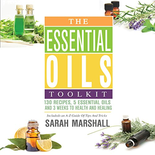 The Essential Oils Toolkit audiobook cover art