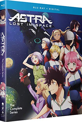Astra Lost In Space: The Complete Series [Blu-ray]