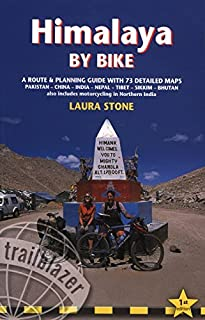 Himalaya by Bike by Laura Stone (1-Oct-2008) Paperback