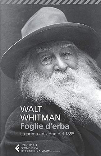 WALT WHITMAN - FOGLIE DERBA -