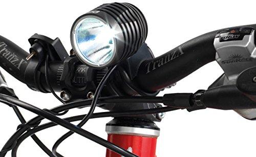Barbieri PRO-1000 Lampe Avant pour vélo...