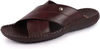 Dr. Scholl's Men's Leather Slipper DS-874-4327