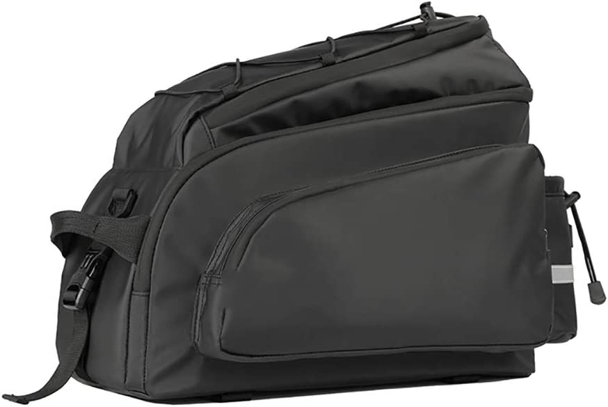 Bike Ranking TOP7 Panniers Rack Trunks Bicycle Rear 17L Seat Bag Duffel Online limited product Larg
