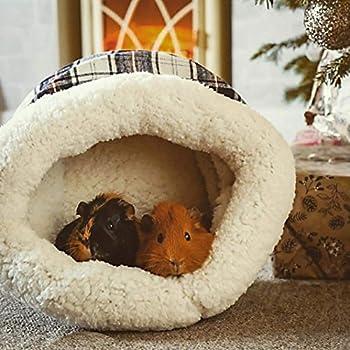 Me & My Pets Tunnel Confort de Jeux – Parfait pour Les Chats/Lapins/Cobayes etc