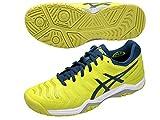 Asics Gel-Challenger 11, Zapatillas de Tenis para Hombre, Amarillo Sulphur Springink Bluesilver 8945, 44 EU
