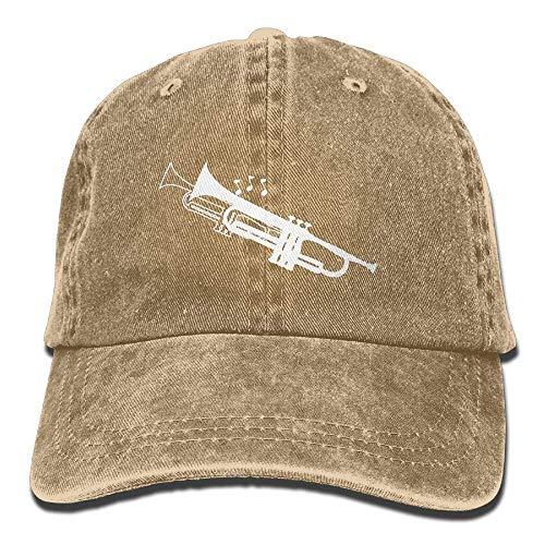 Honkbalpet trompet Truck Driver Hat De Cowboyhoed Unisex verstelbare baseballcaps