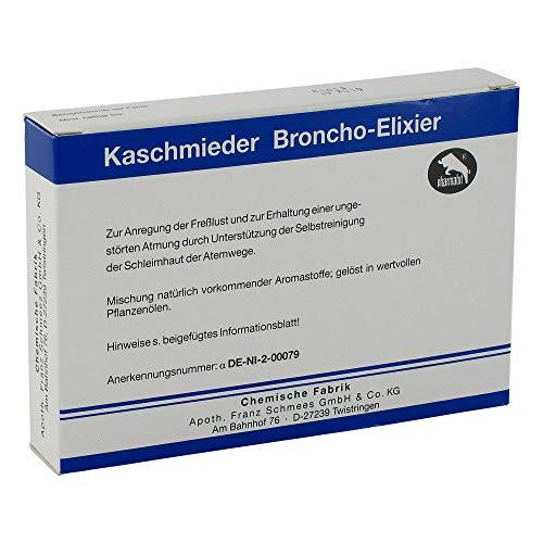KASCHMIEDER Broncho Elixier Veterinary 6 x 18ml