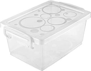 Ordene Br The Bel Mini Organizador com Alça, Cristal, 1500ml, 1 Unidade