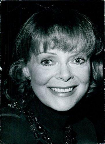 Vintage photo of June Lockhart smiling.
