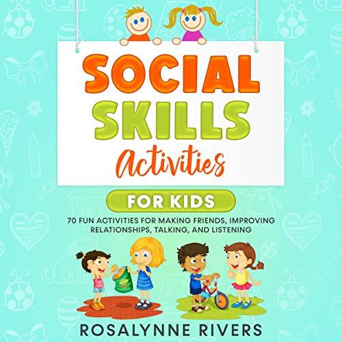 Social Skills Activities for Kids cover art