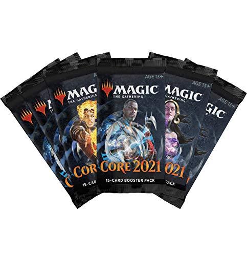 Magic: The Gathering Core Set 2021 6 sobres