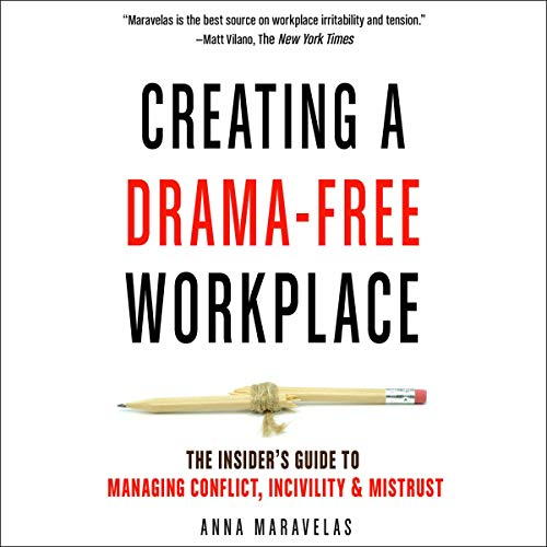 Creating a Drama-Free Workplace cover art