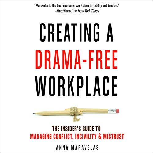 Page de couverture de Creating a Drama-Free Workplace