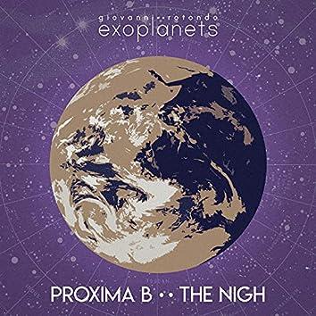 Proxima B - the Nigh
