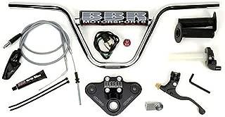 04-19 Honda CRF50F: BBR XR50 Handlebar Kit (Black)