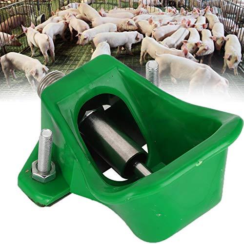 Ruiqas Tazón de Agua de Cerdo Lechones Ganadería de Granja Tazón de Beber Ganado Ovino Vaca Cabra Alimentación Bebedero de Agua
