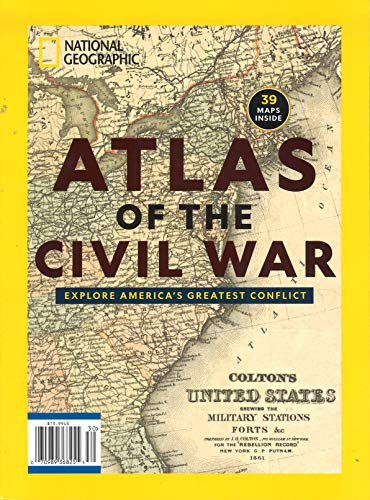 National Geographic USA - Special- ATLAS OF THE CIVIL WAR