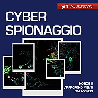 Cyberspionaggio copertina
