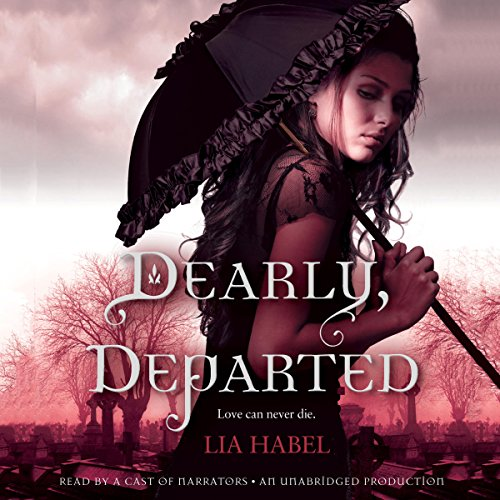 Dearly, Departed audiobook cover art
