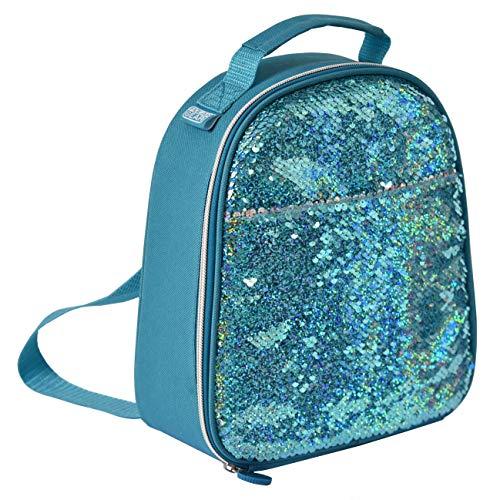 8 x 23 x 21 cm multi-couleur Polar Gear Unicorn Sequin Lunch Bag Polyester