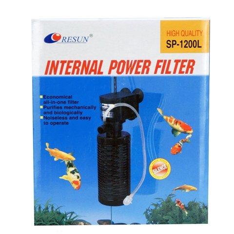 Aquarium Innenfilter Resun SP 1200 l - 700l/h - 12 Watt