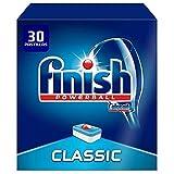 Finish Classic Regular Pastillas Powerball Para Lavavajillas - 30 Pastillas