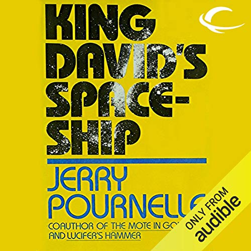 King David's Spaceship Titelbild
