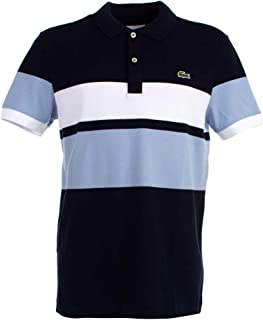 30acfe880a Lacoste Polo Stripes Marin Hommes